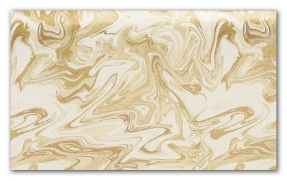 Gold Marble Tissue Paper, 20 x 30""