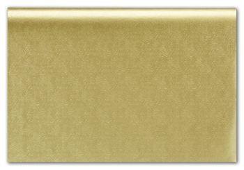 Embossed Gold Swirls Tissue Paper, 20 x 30