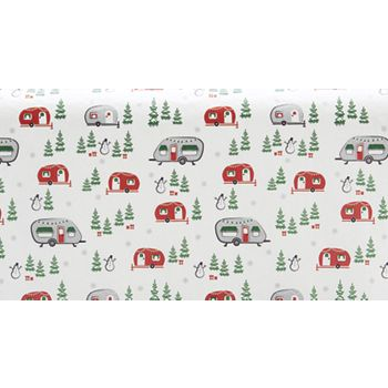 Holiday Camper Tissue Paper, 20 x 30""