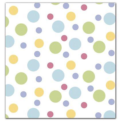 "Island Dots Tissue Paper, 20 x 30"""