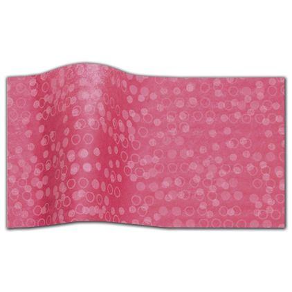 """Mediterranean Dots Tissue Paper, 20 x 30"""""""