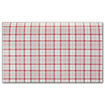 Perfectly Plaid Tissue Paper, 20 x 30