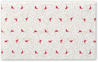 """Peaceful Perch Tissue Paper, 20 x 30"""""""
