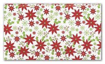 Poinsettia Tissue Paper, 20 x 30