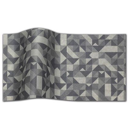 "Prismatic Tissue Paper, 20 x 30"""