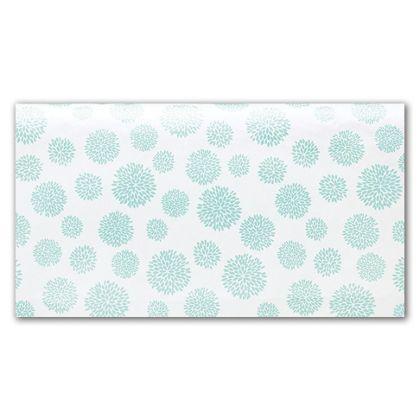 """Spring Bouquet Tissue Paper, 20 x 30"""""""
