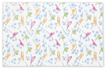 Song Birds Tissue Paper, 20 x 30
