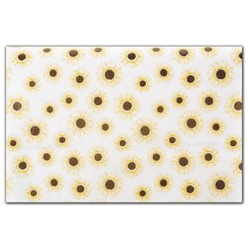 Sunflower Tissue Paper, 20 x 30
