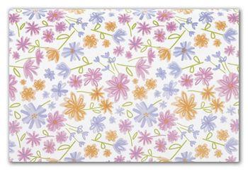 Spring Garden Tissue Paper, 20 x 30