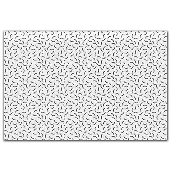 Squiggles Tissue Paper, 20 x 30