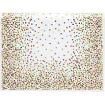 "Spot Sheeting Confetti Dots Tissue Paper, 20 x 30"""