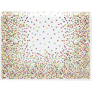 Spot Sheeting Confetti Dots Tissue Paper, 20 x 30