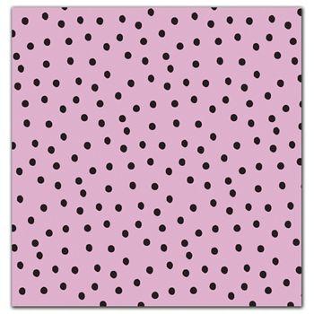 "Speckled Raspberry Tissue Paper, 20 x 30"""
