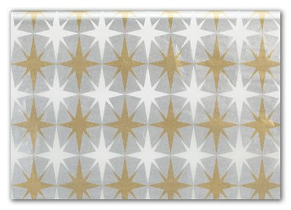 "Christmas Star Tissue Paper, 20 x 30"""