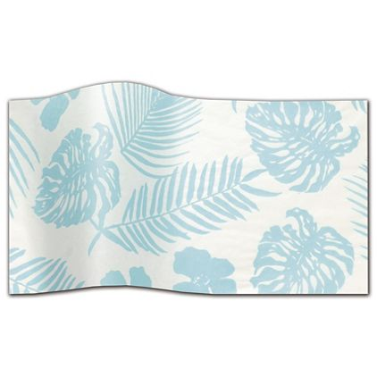 "Tropical Mist Tissue Paper, 20 x 30"""