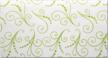 "Viney Floral Tissue Paper, 20 x 30"""