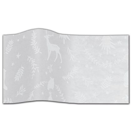 """Woodland Critters Tissue Paper, 20 x 30"""""""
