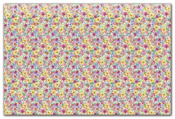 Watercolor Floral Tissue Paper, 20 x 30
