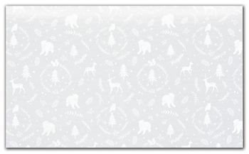Woodland Critters Tissue Paper, 20 x 30