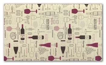 Wine Not Tissue Paper, 20 x 30