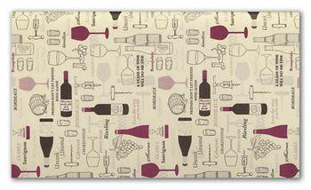 Wine Not Tissue Paper, 20 x 30