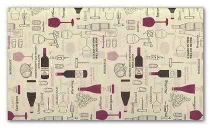 "Wine Not Tissue Paper, 20 x 30"""