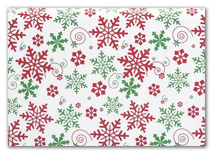 Winter Wonders Tissue Paper, 20 x 30""