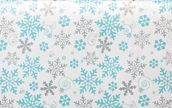 Winter Wonderland Tissue Paper, 20 x 30