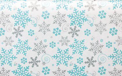"""Winter Wonderland Tissue Paper, 20 x 30"""""""