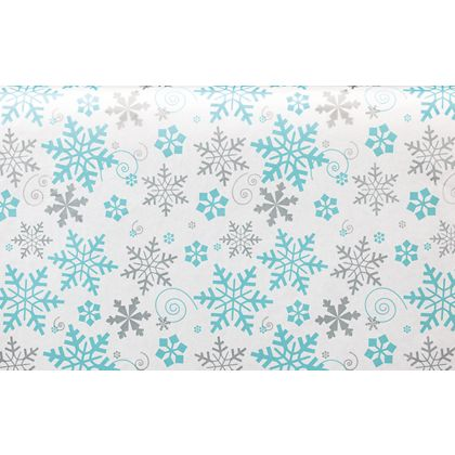 Winter Wonderland Tissue Paper, 20 x 30""