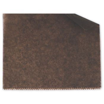 Bakery Tissue Paper, Chocolate, 6 x 10 3/4