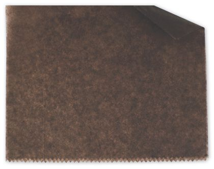 Bakery Tissue Paper, Chocolate, 6 x 10 3/4""