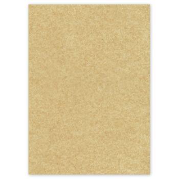 Solid Food Grade Tissue Paper, Caramel, 12 x 12