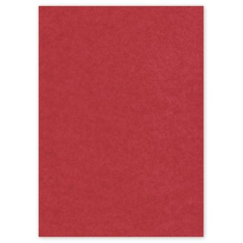 Solid Food Grade Tissue Paper, Cherry, 12 x 12