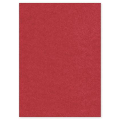 Solid Food Grade Tissue Paper, Cherry, 12 x 12""