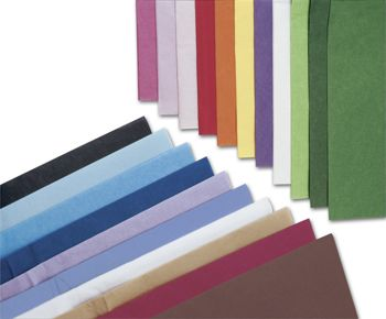 Random Economy Tissue Paper Assortment, 20 x 26