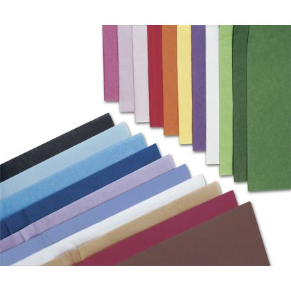 Random Economy Tissue Paper Assortment, 20 x 26""