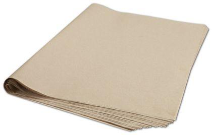 "Kraft Tissue Sheets, 20 x 30"""