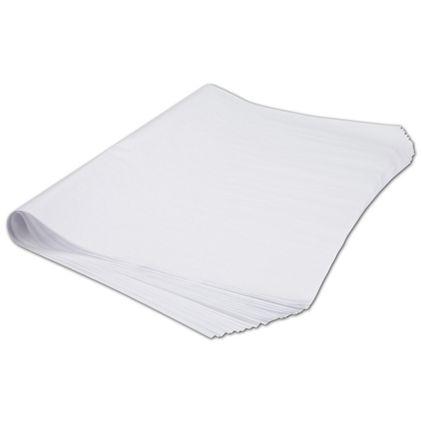 """15 lb. White Paper Sheets, 20 x 30"""""""