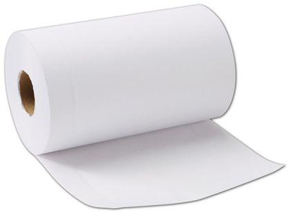 "White Jeweler's Roll Tissue Paper, 7 1/2"" W x 5"" Diameter"