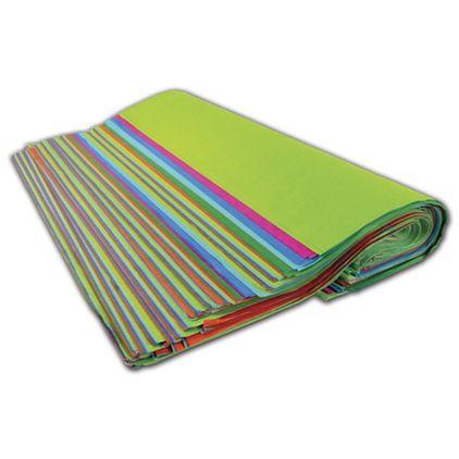 "Medley Brights Tissue Paper Assortment, 20 x 30"""