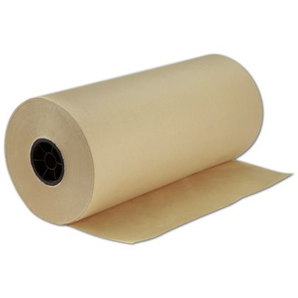 "Kraft Tissue Stock Rolls, 20 x 9"""