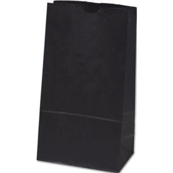 Black SOS Bags, 4 1/4 x 2 3/8 x 8 3/16