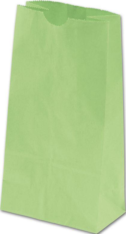 "Lime Green SOS Bags, 4 1/4 x 2 3/8 x 8 3/16"""