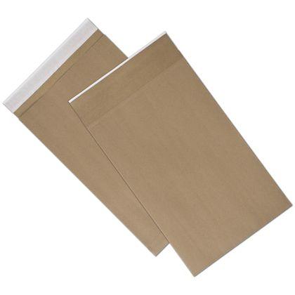"Natural Kraft Unprinted Eco-Mailers, 12 1/2 x 4 x 20"""