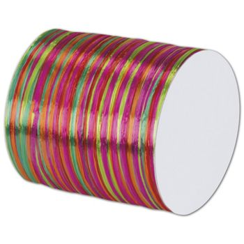 "Raffia Pearl Holiday Ribbon 1/4"" x 55 Yds"