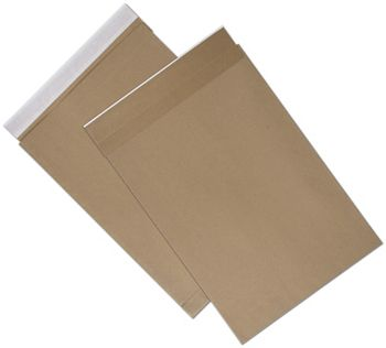 Natural Kraft Unprinted Eco-Mailers, 14 1/4 x 20