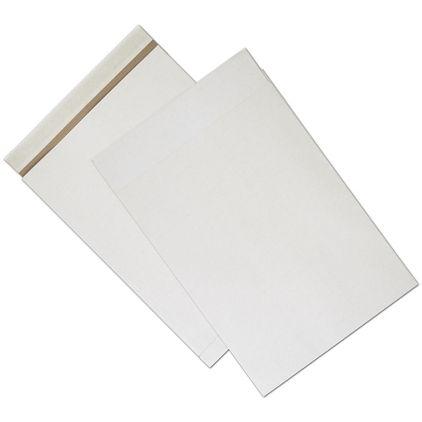 "White Unprinted Eco-Mailers, 14 1/4 x 20"""