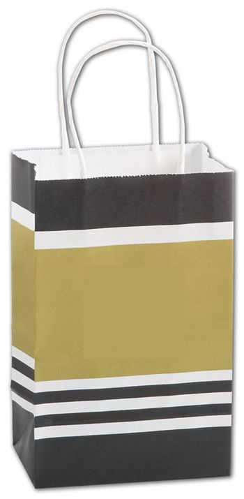 Sleek Style Shoppers, 5 1/4 x 3 1/2 x 8 1/4