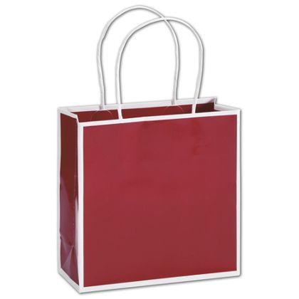 Bridge Red Shoppers, 7 x 3 x 7